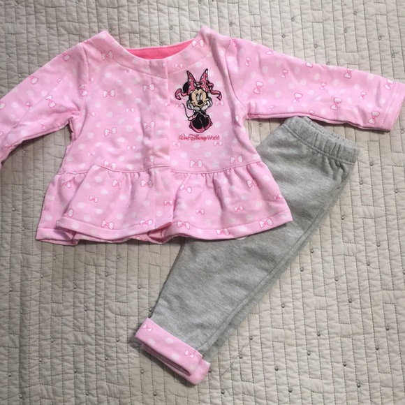 Disney Other - NWT baby girl Disney outfit